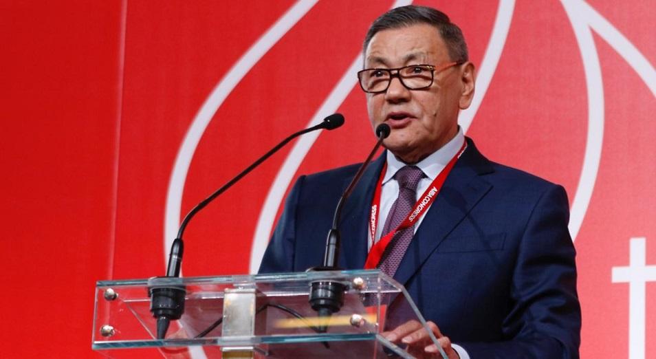 Гафур Рахимов – AIBA президенті  , бокс, AIBA, салмақ дәрежесі, Гафур Рахимов