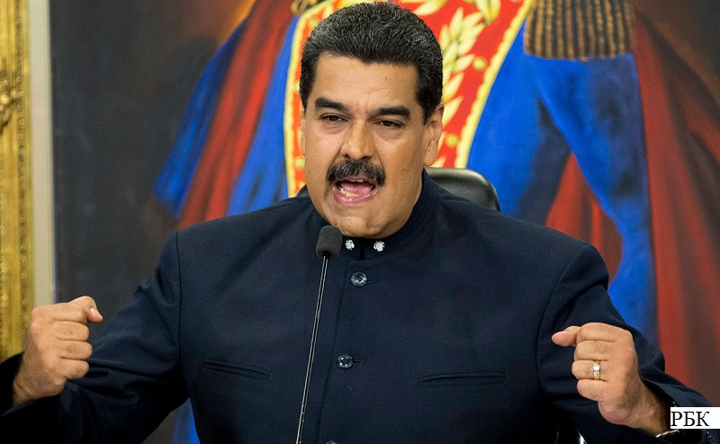Военные смогли дезориентировать дроны, с помощь которых планировалось убийство президента Венесуэлы - глава МВД