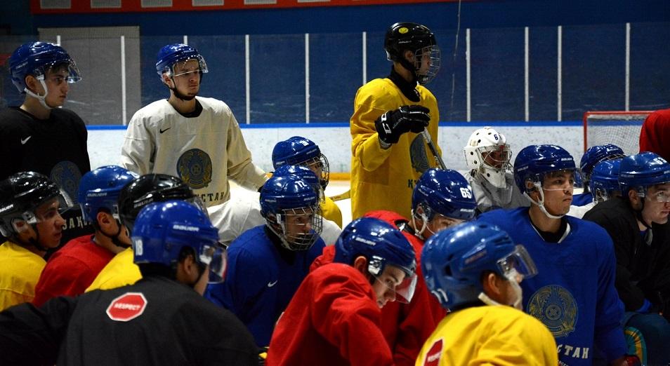 Әлем чемпионатында ел намысын кімдер қорғайды, хоккей, әлем чемпионаты, жастар, Қазақстан құрамасы