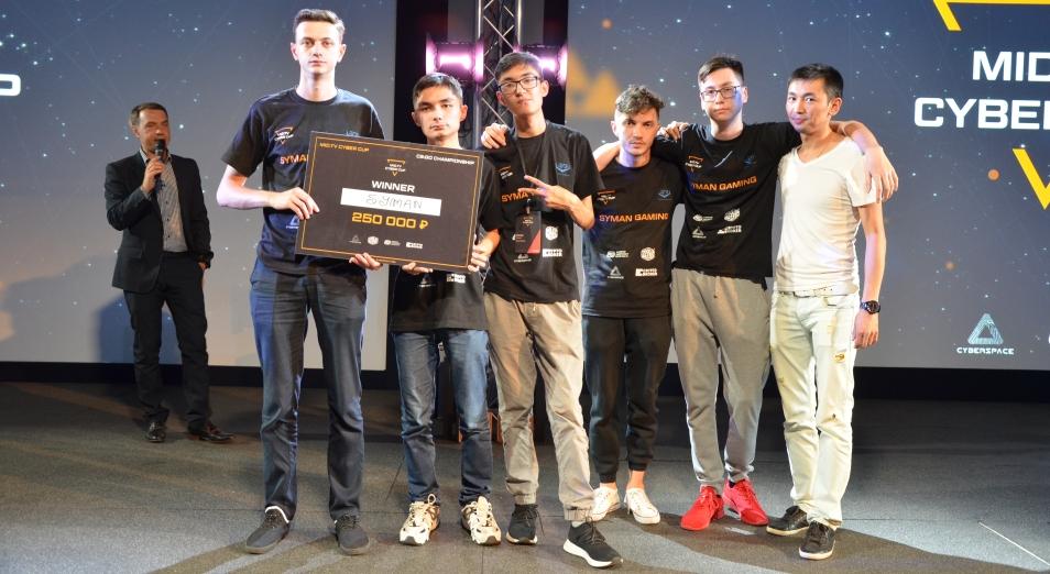 Наставник Syman Gaming о турнире в Москве: «Игры были на характере»