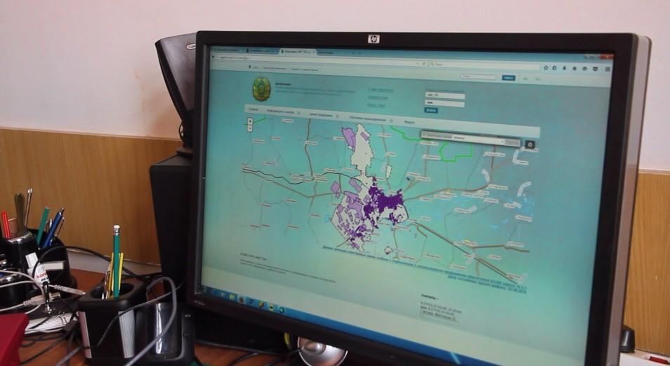 В Казахстане упростят получение земли, земля, карты, НПП «Атамекен», интерактивные карты, коррупция