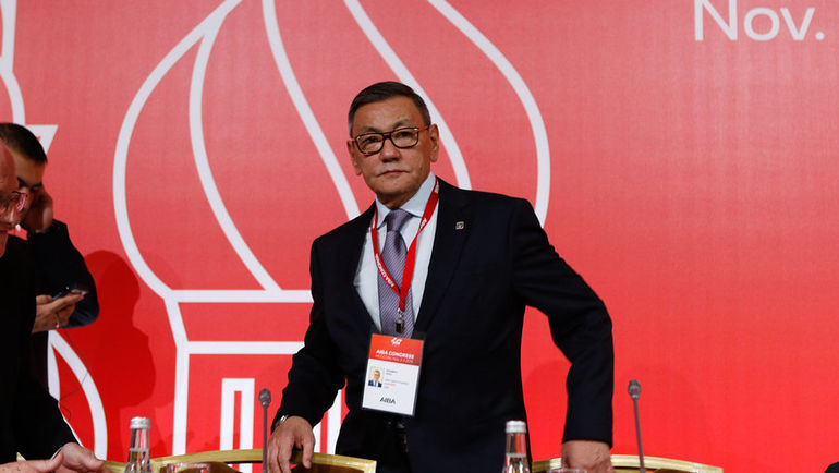 Серик Конакбаев проиграл представителю Узбекистана в борьбе за пост главы AIBA
