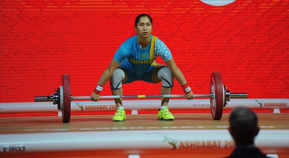 Олимпиада чемпионы да жүлдеден тыс қалды, Ашхабад, әлем чемпионаты, ауыр атлетика, зілтемір