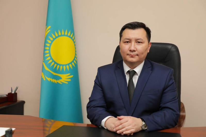 Кайрат Бекенов назначен заместителем акима Атырауской  области