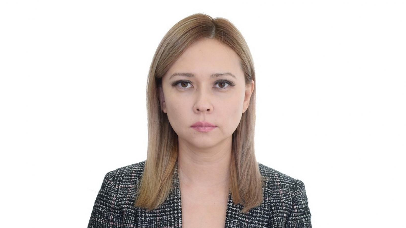 Досье: Пан Наталья Виссарионовна, Вице-министр юстиции