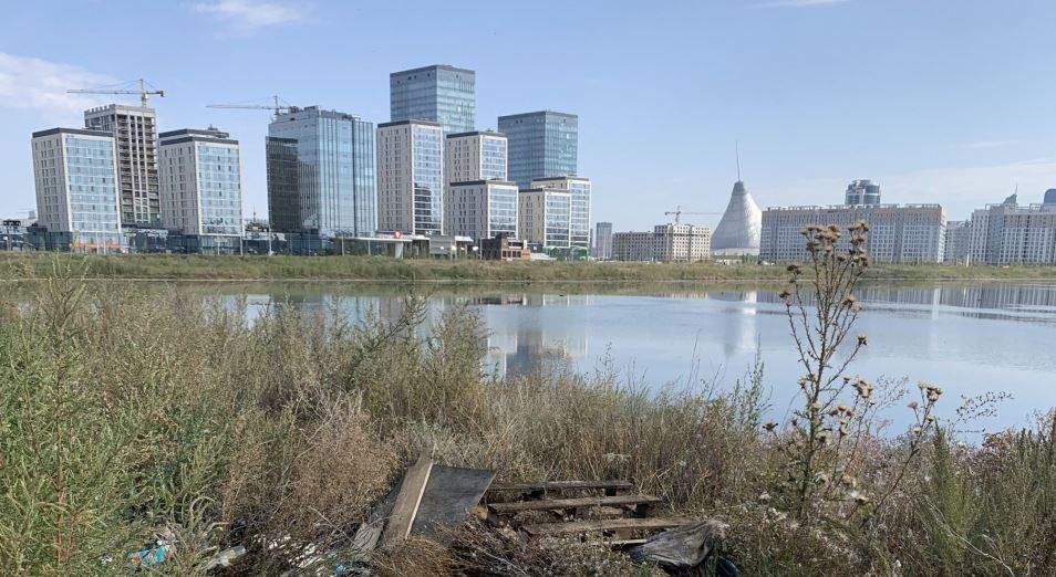 Скандальный туркомплекс в столице хотят строить за госсчет