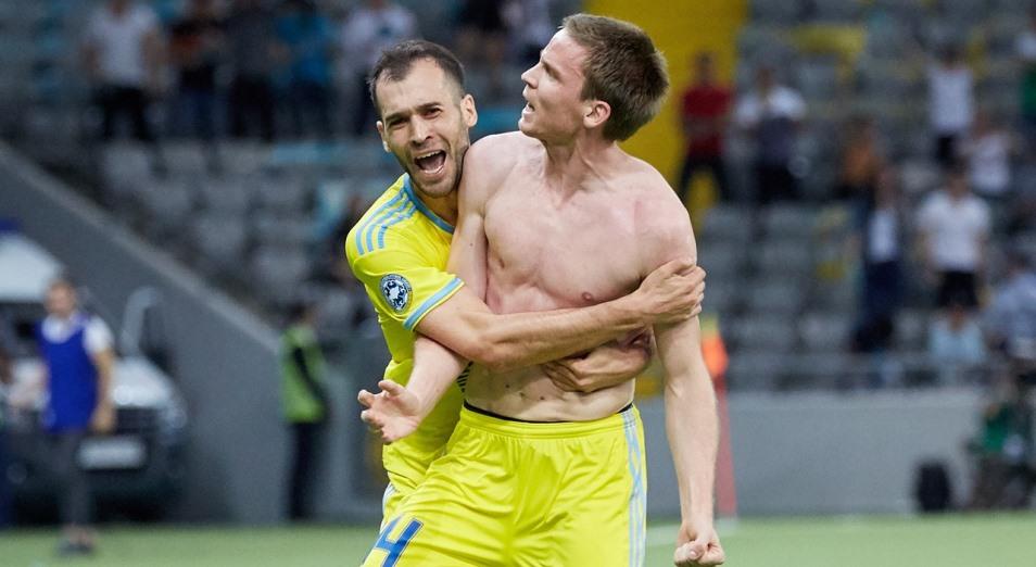 Лига Европы: в обойме осталась лишь «Астана»