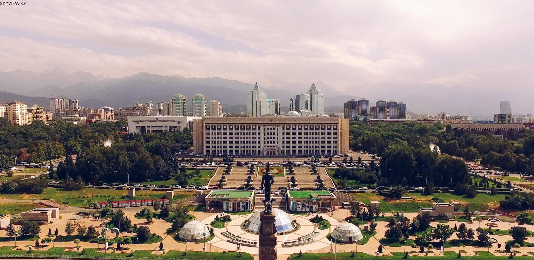 Новые акимы районов назначены в Алматы