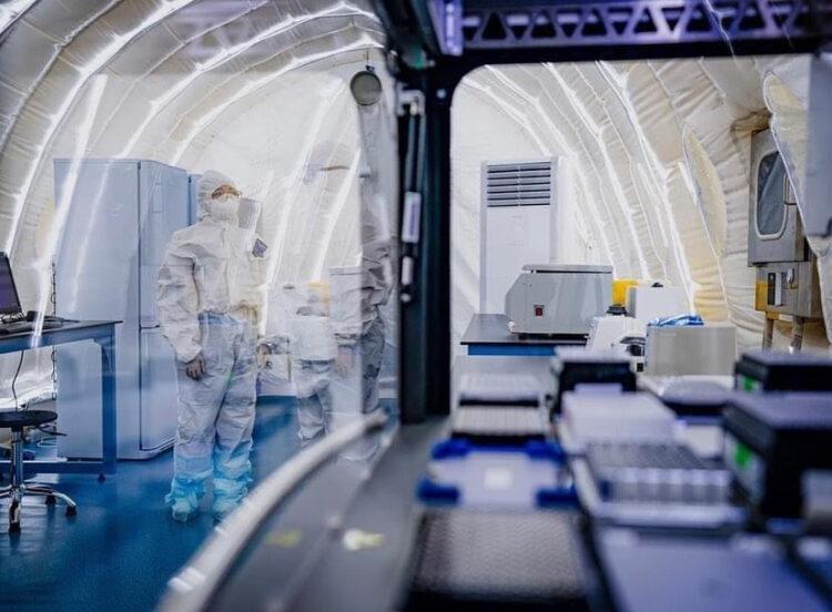 В Нур-Султане увеличено количество ПЦР-лабораторий