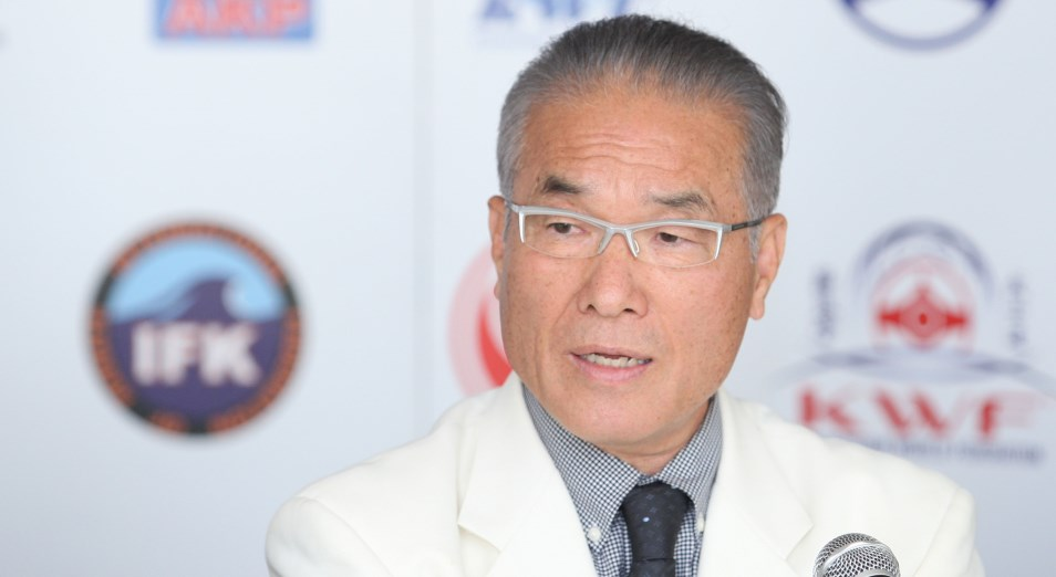 Мастер карате из Японии: «Если менее четырех бойцов победят на ЧМ, то они пообещали сделать себе харакири»