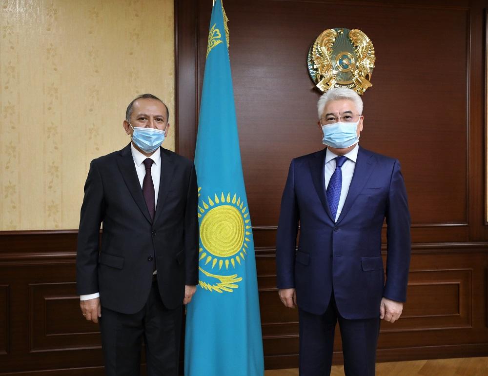 Ташкент – Нұр-Сұлтан бағытында әуе рейсін ашу жайы қарастырылды