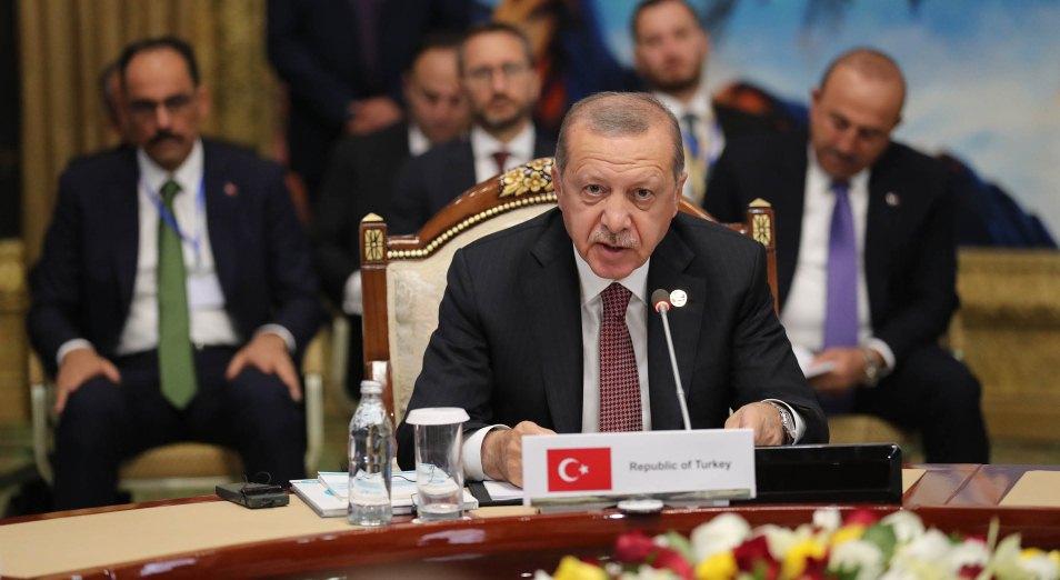 Тюркский мир устал от доллара, Совет сотрудничества тюркоязычных государств, ССТГ, Турция, Реджеп Тайип Эрдоган, Нурсултан Назарбаев, доллар