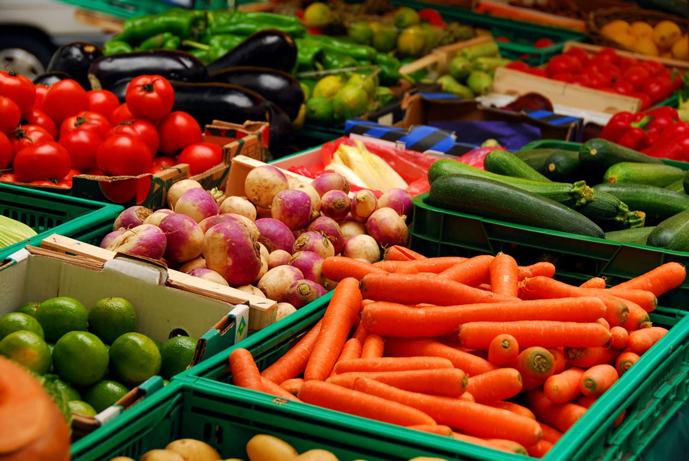 В Карагандинской области в стабфонде заготовлено почти 3 тысячи тонн овощей