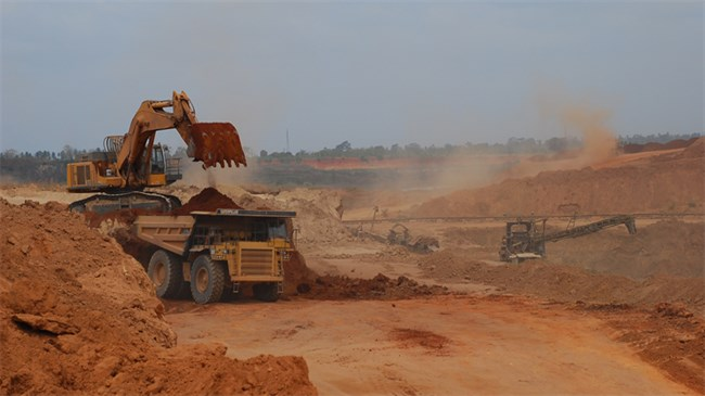 """Алюминий Казахстана"" из ERG в январе-сентябре снизил производство глинозема на 8,3%"