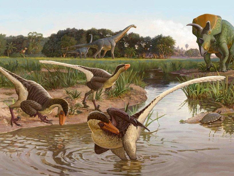 Американские ученые подтвердили гипотезу о гибели динозавров от астероида