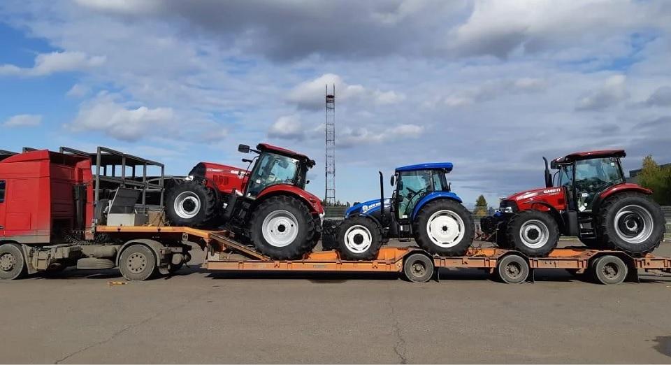 Павлодарда қытай тракторлары құрастырылады