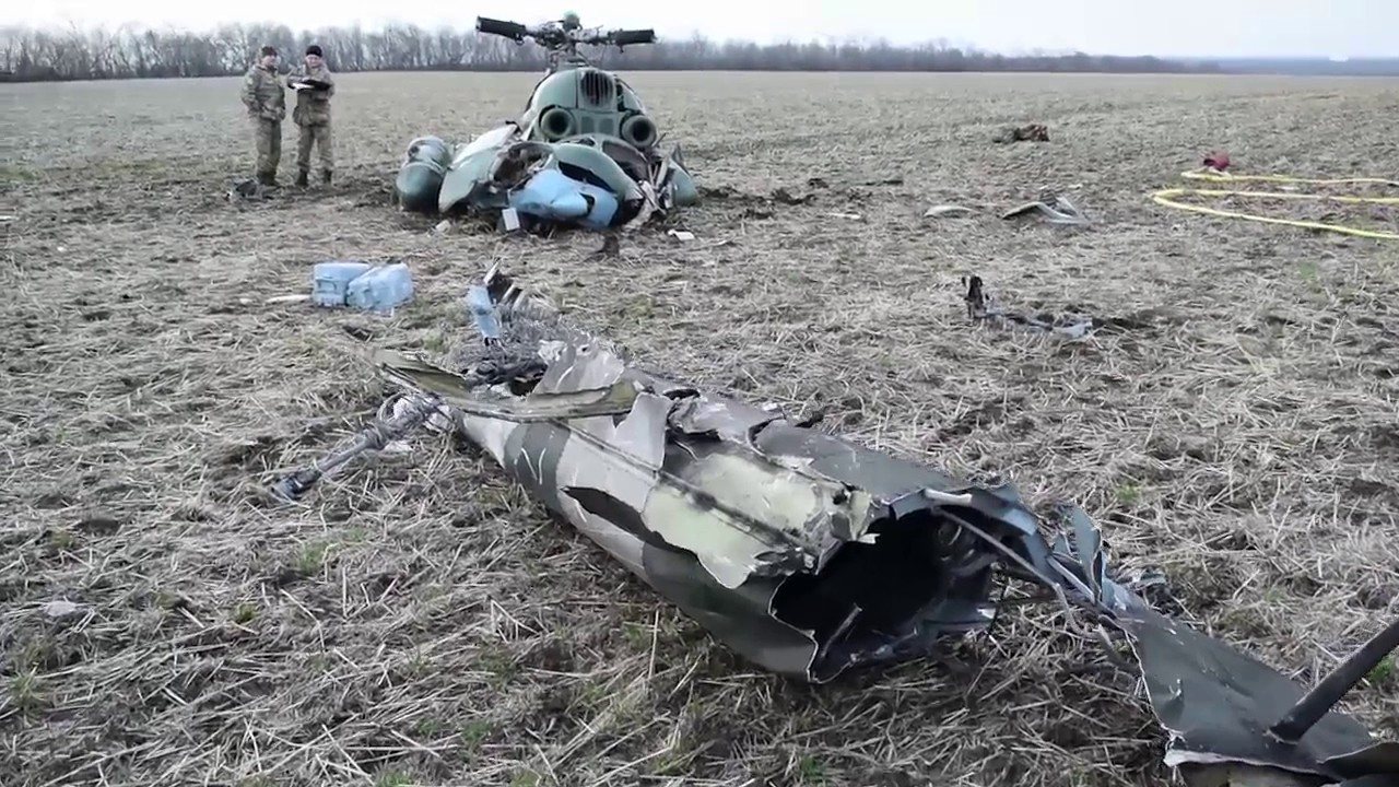 В Бразилии при крушении вертолета погибли шесть человек
