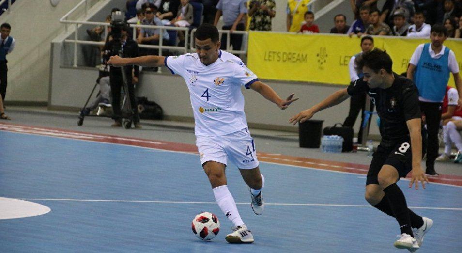 Казахстан может стать седьмым чемпионом мира по футзалу среди студентов