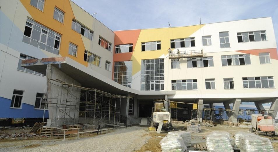 За 2018 год в Казахстане построено 90 школ