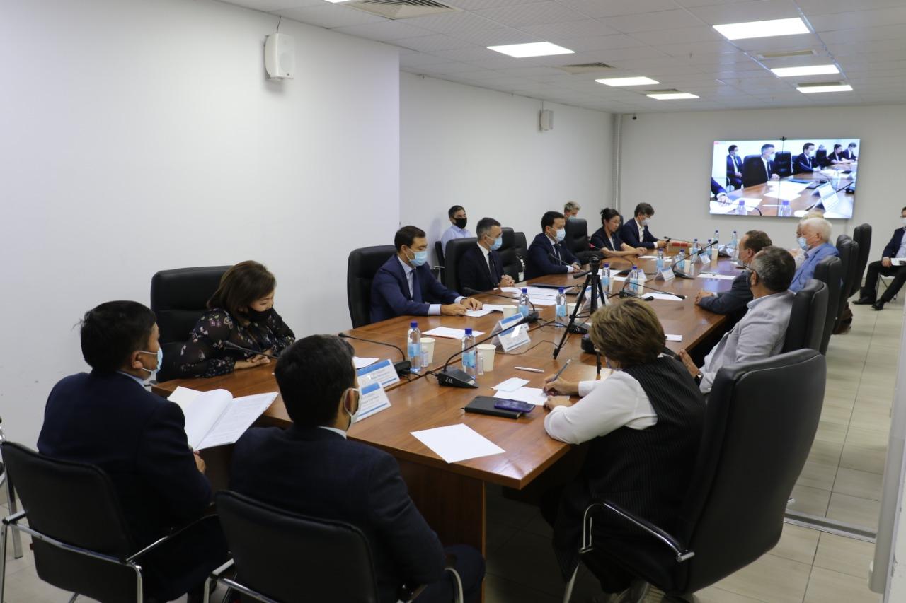 Бизнес-сообщество Алматы встретилось с прокурором