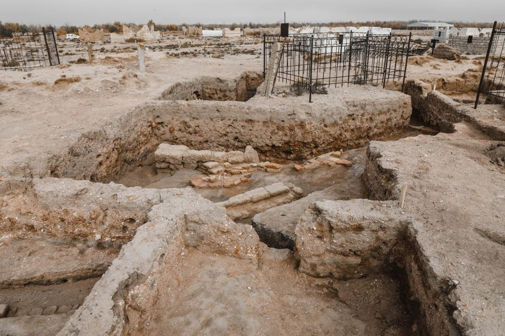 Археологи нашли возможное место захоронения Касым Хана