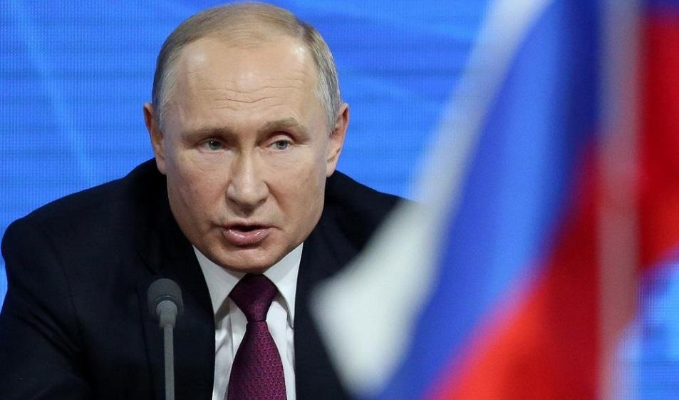 Путиннің қантөгіссіз жүргізген революциясы