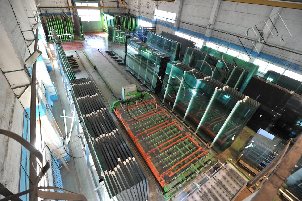 На стройплощадке стекольного завода в Кызылординской области работают 240 человек, Стройплощадка, Стекольный завод, Кызылординская область