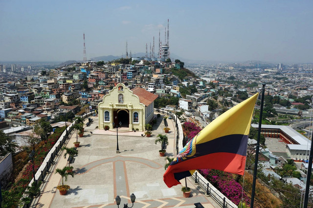 Эквадорда коронавирус құрбандары «бауырластар зиратына» жерленеді