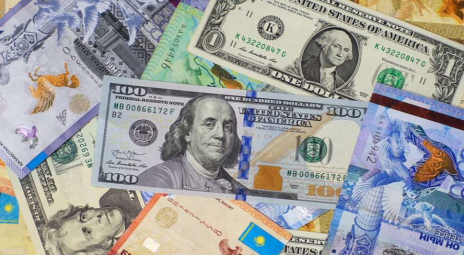 KASE: 1 доллар = 419,87 теңге
