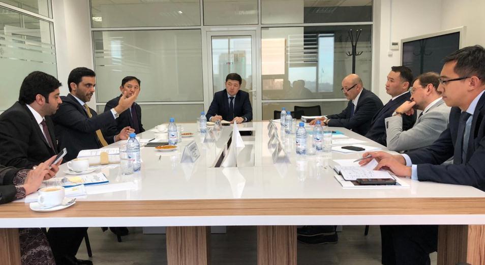 Катарская горнорудная госкомпания может вложить от 10 млн до 50 млн долларов в месторождение в Казахстане