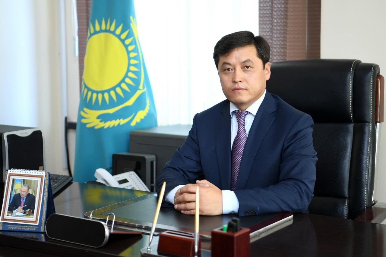 В Туркестанской области назначен новый руководитель Управления внутренней политики