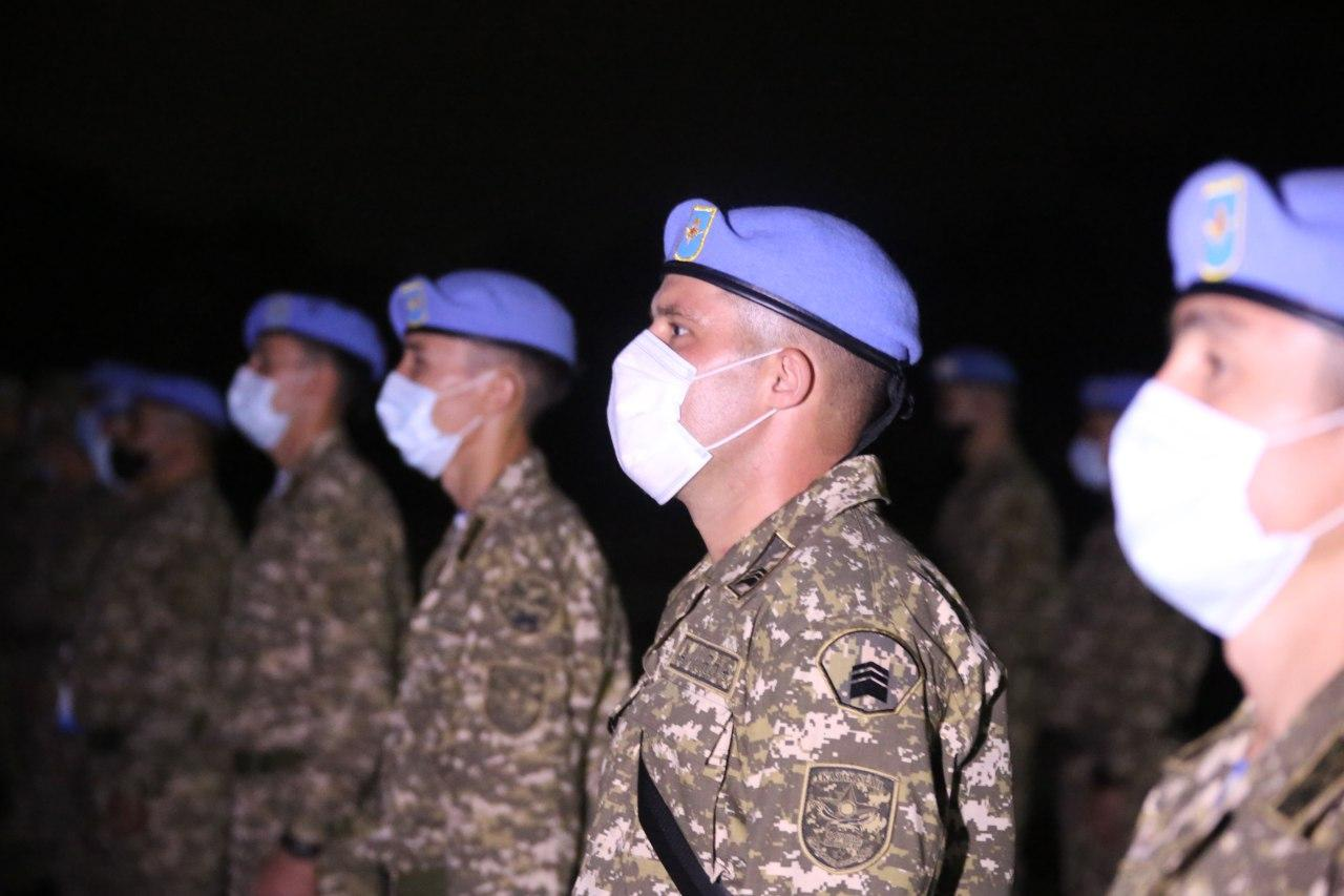 Казахстан направляет в Ливан очередную миротворческую роту