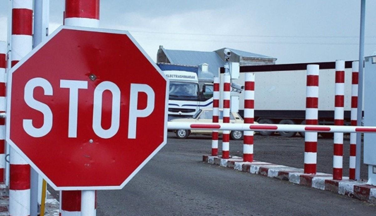 Автомобильные пункты пропуска на границе с КНР будут закрыты 16-17 декабря