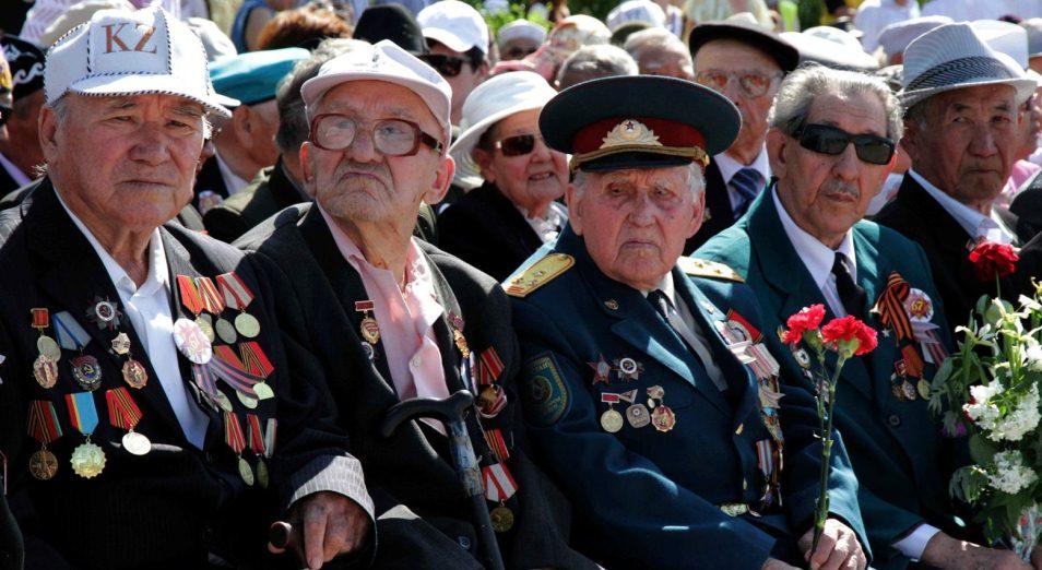 Более 5 млрд тенге потратят власти на помощь ветеранам к 9 Мая