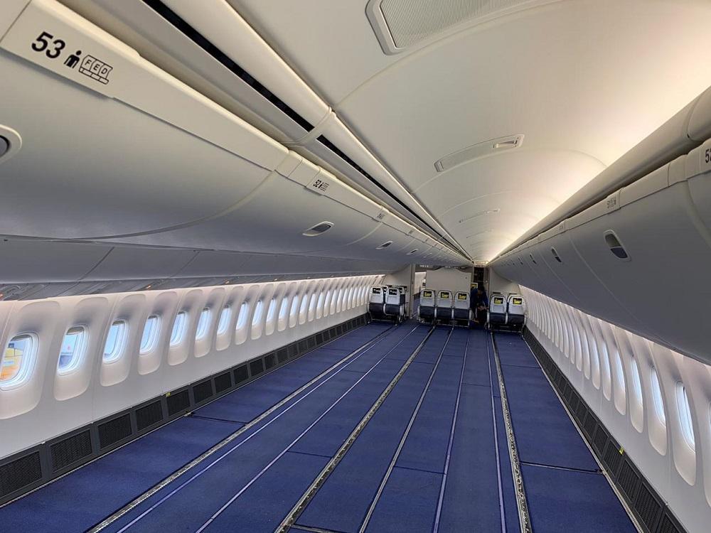 Air Astana создает грузовое подразделение