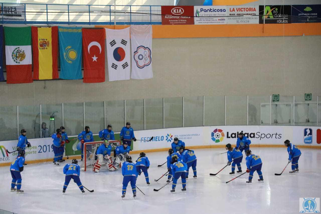 Қазақстан Түркия қақпасына жауапсыз 15 шайба соқты, Қазақстан құрамасы, Түркия,  шайбалы хоккей