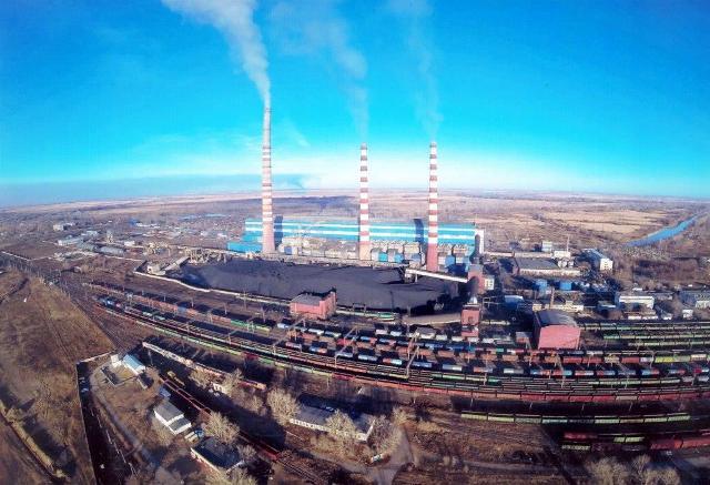 Аксуская электростанция после реконструкции энергоблока №5 снизит зольные выбросы на 60%