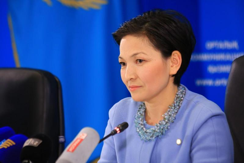 Лаззат Рамазанова приняла участие в виртуальном диалоге «ООН - Женщины»
