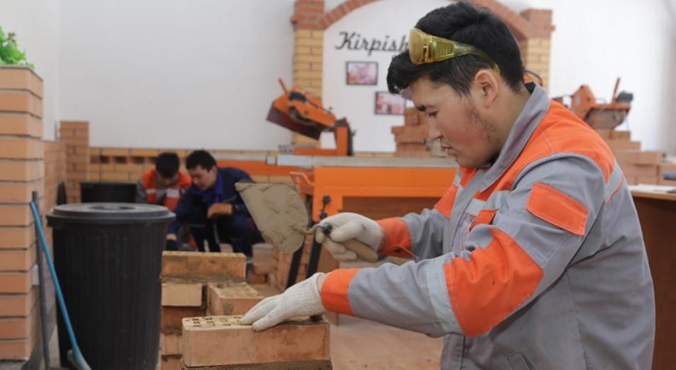 В Караганде открылся Центр компетенций для обучения будущих строителей, строительство, Образование, Караганда, Центр компетенций