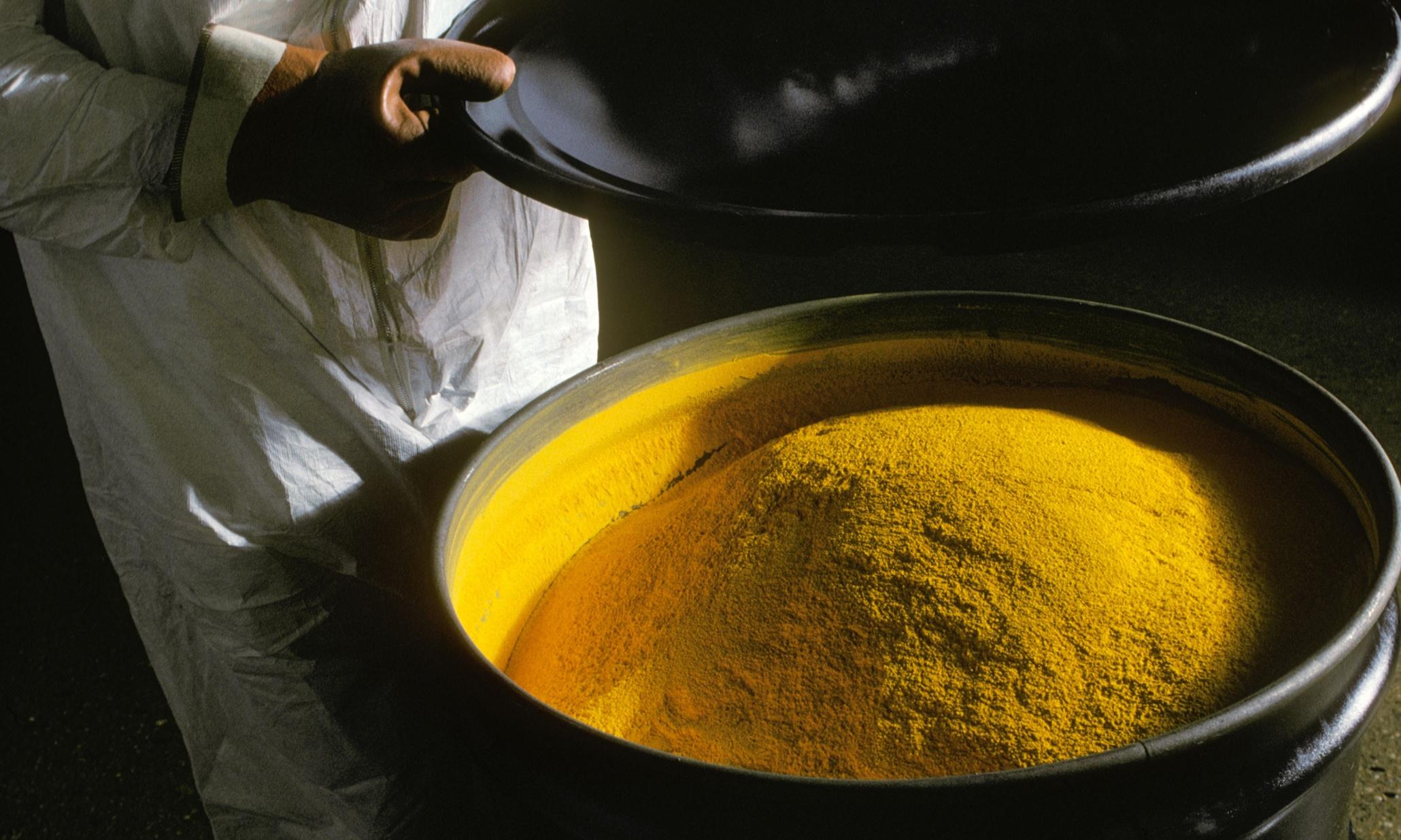 Фонд Yellow Cake заработал на казахстанском уране