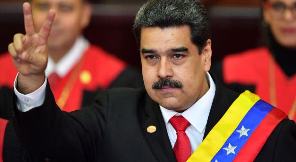 Революционная развилка в неопределенность, Венесуэла, нефть , цены на нефть, Brent, WTI, Николас Мадуро, Санкции, тенге , курс тенге , ОПЕК