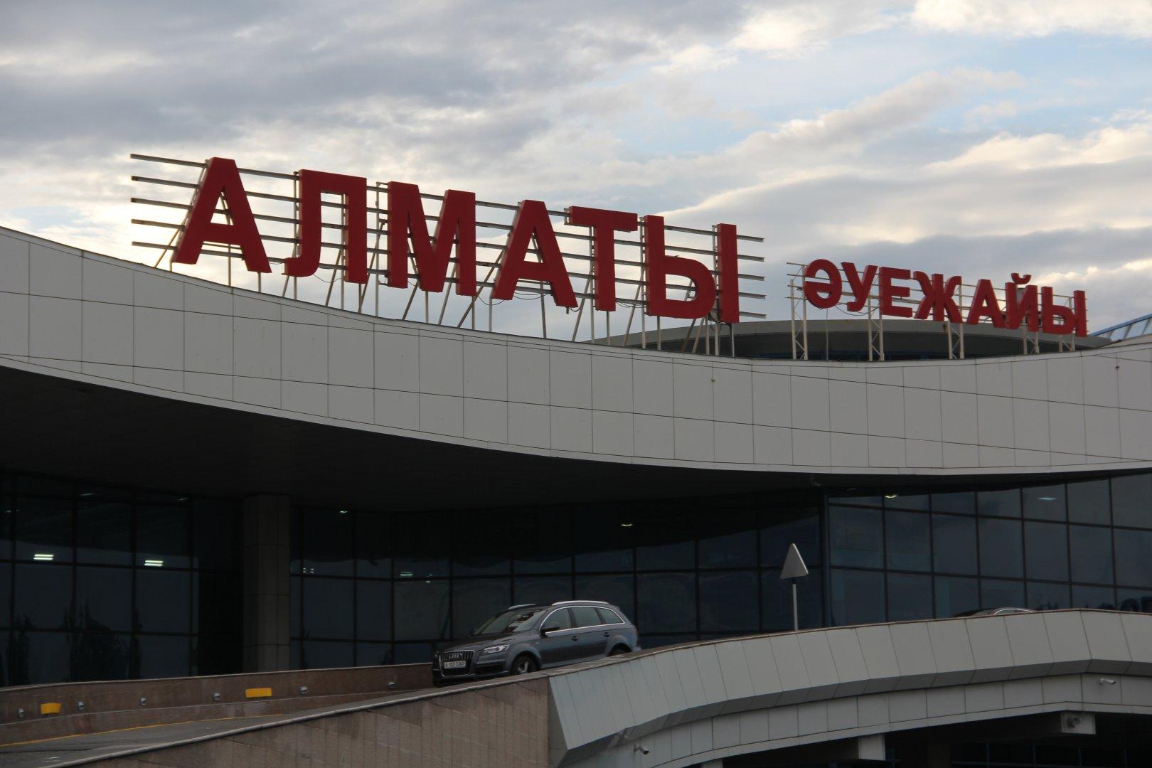 В Международном аэропорту Алматы задержан гражданин Турции с чужим паспортом   , аэропорт, Алматы, Паспорт