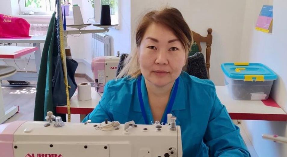 Многодетная мама Алтын Жуманбаева выиграла грант от государства в размере 3 млн тенге