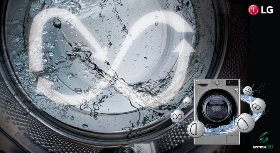 Инверторный мотор с прямым приводом LG Direct Drive – гарантия надежности и долговечности стиральных машин