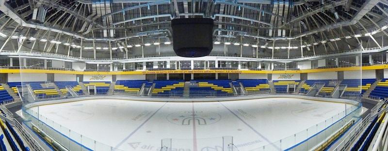 В Алматы в этом году могут провести чемпионат по фигурному катанию