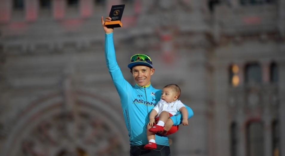 «Вуэльта Испании»: Лопес признан самым активным гонщиком