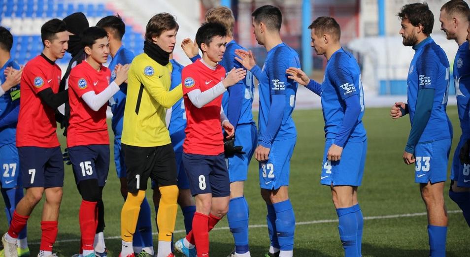 Павлодар футболындағы тоқырау
