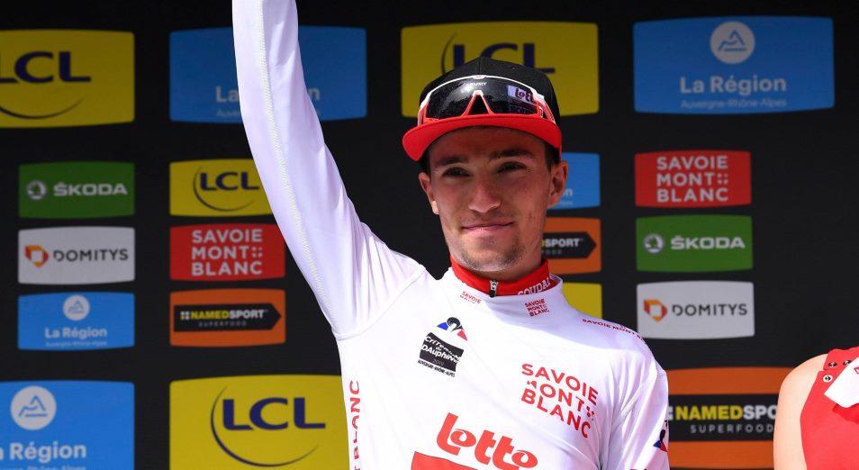 «Тур Польши» стал последним для Ламбрехта