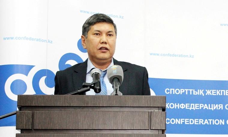 Галымбек Кенжебаев стал главным тренером национальной команды по боксу