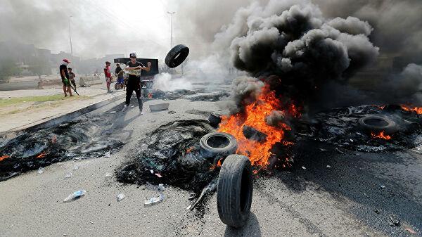 Иракта қарулы қақтығыс салдарынан 40 адам жан тапсырды